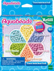 Pastel Solid Bead Pack
